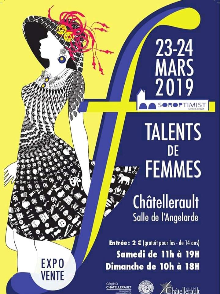 Talents de Femme 2019