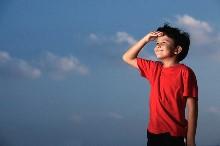 Il pensiero positivo si impara dai genitori