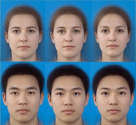 Il viso è attraente? Lo decide la cultura