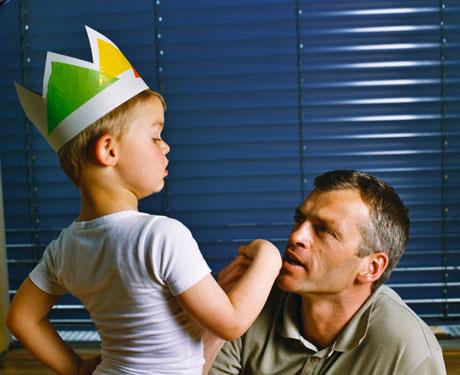 L'origine del narcisismo nei bambini