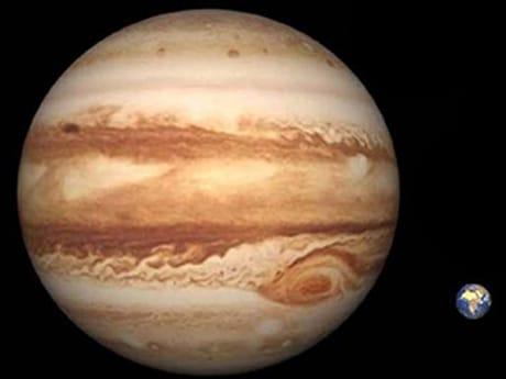 Juno e le sue straordinarie immagini della Grande Macchia Rossa