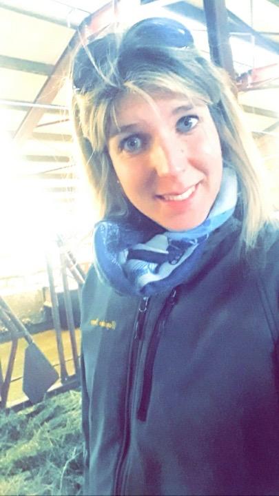 «J'ai 25 ans, j'ai repris l'élevage en bovins lait de mon père, et je suis heureuse ! »
