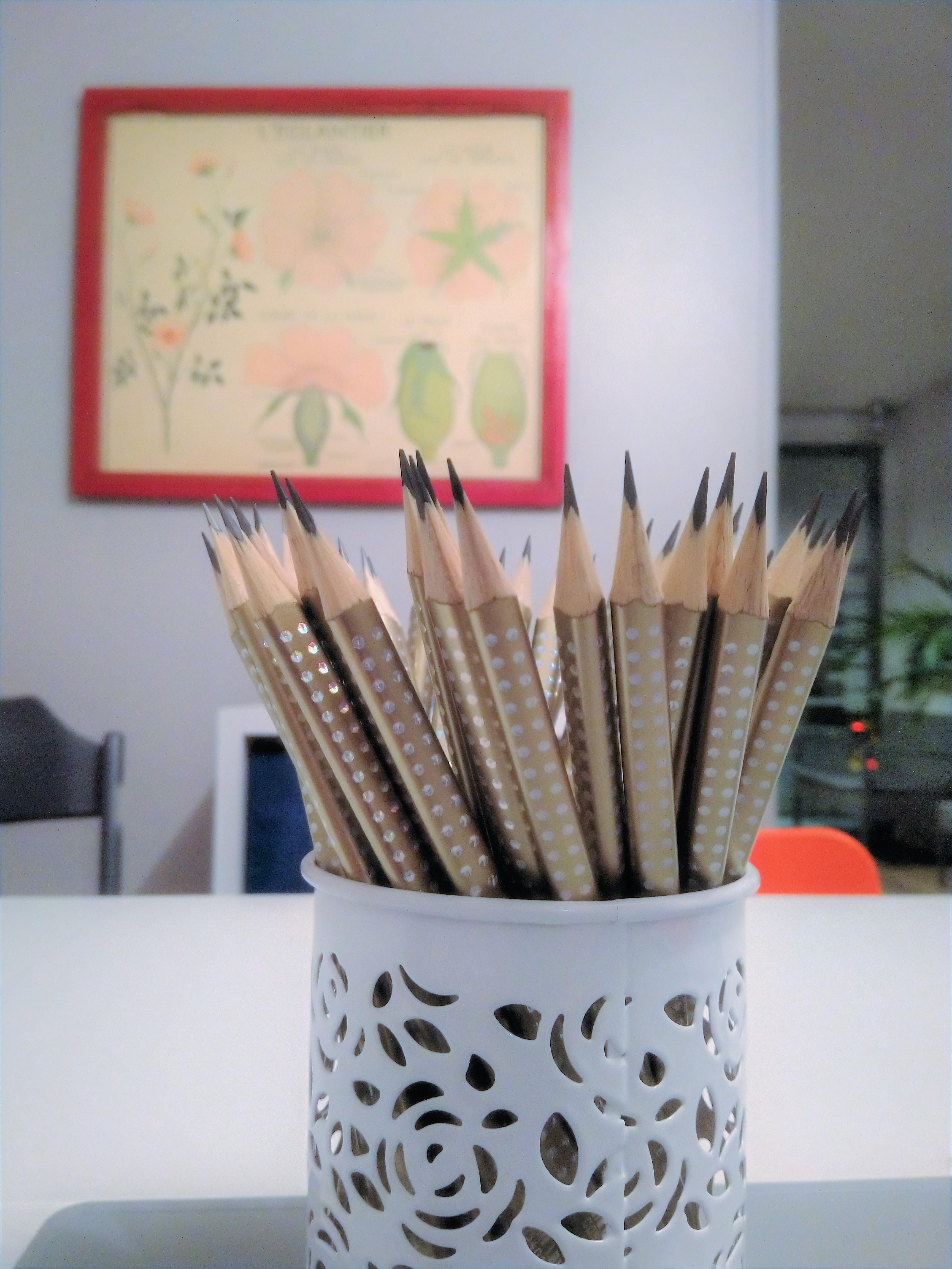 Choisir son crayon de papier