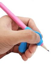 guide-doigts pour positionner l'annulaire et l'auriculaire