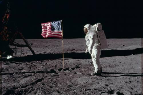 Le rêve américain - la conquète de la Lune