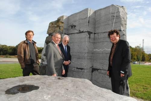 ond-point Lemay avec Jacky Legge, Johan Carpentier...