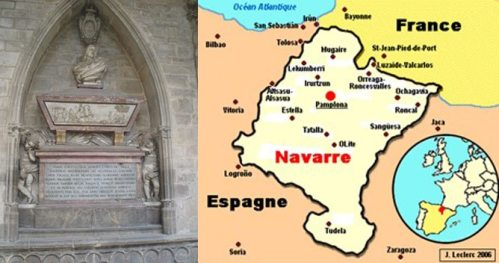 du Mont de Gages et Navarre