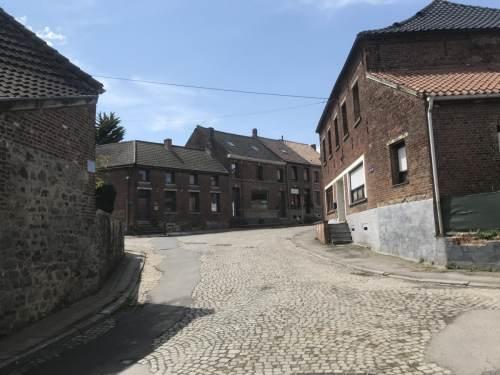 Carrefour rue Notre Dame et rue du Berceau