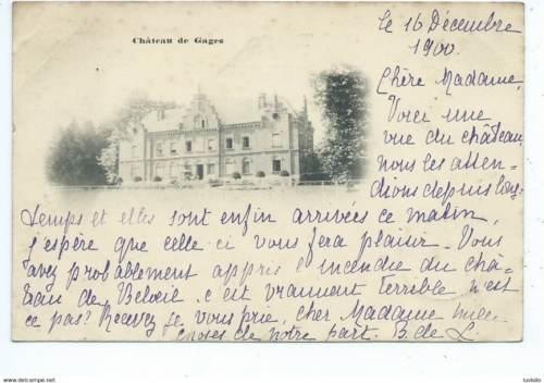 Gages - Ancien château 3