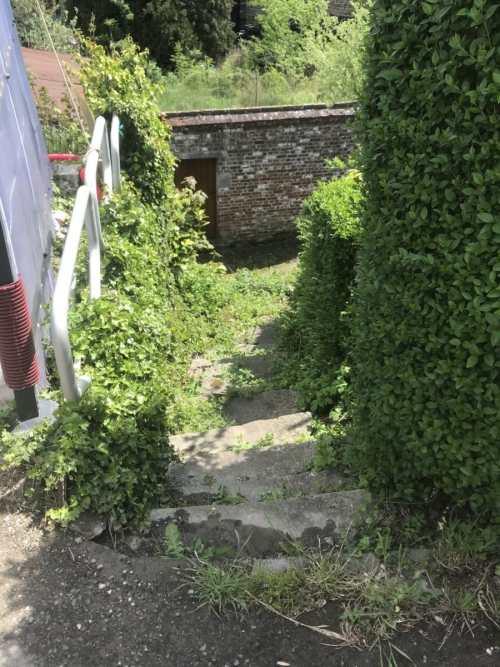 Cambron-Casteau - vers la source