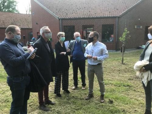 Eco-Schools - le directeur et les parlementaires