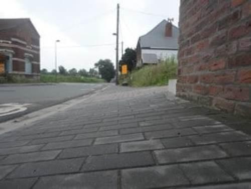 PMR - planéité des trottoirs