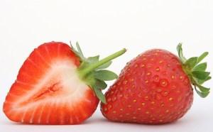 fraises brule graisse