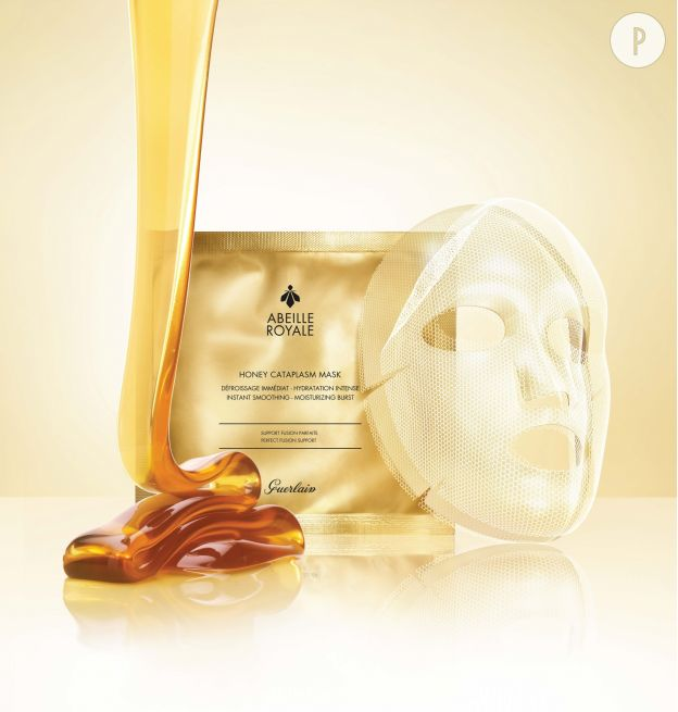 Honey Cataplasm Mask guerlain