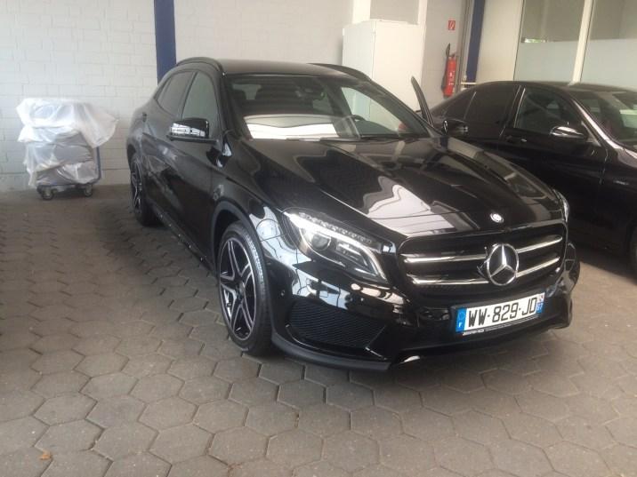 Mercedes GLA200 - 2016 - 01