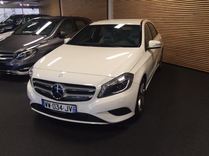 Mercedes Benz Classe A 2