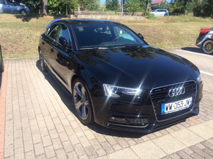 Audi A5 Sportback 2