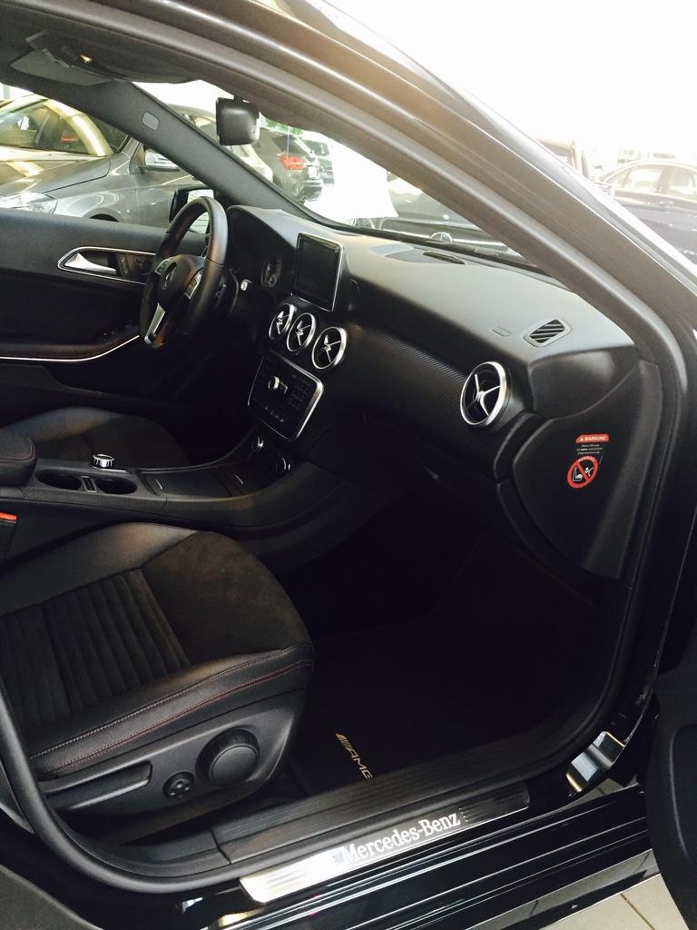 Mercedes-Benz Classe A 250 4