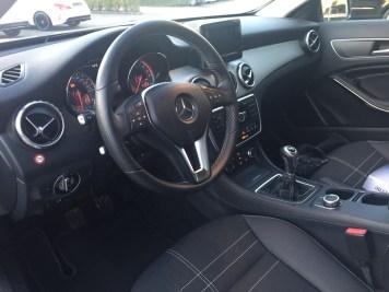 Mercedes-Benz GLA 200 CDI 9