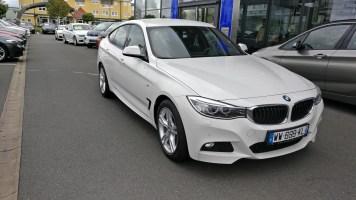 BMW 320 D Gran Turismo 3