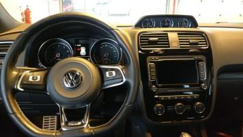 Volkswagen Scirocco Rline 3
