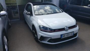 Volkswagen Golf VII GTI Clubsport 3