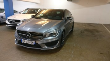Mercedes-Benz CLA 220D Shooting Brake 2