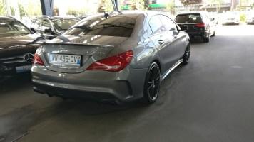 Mercedes-Benz CLA 45 AMG 2