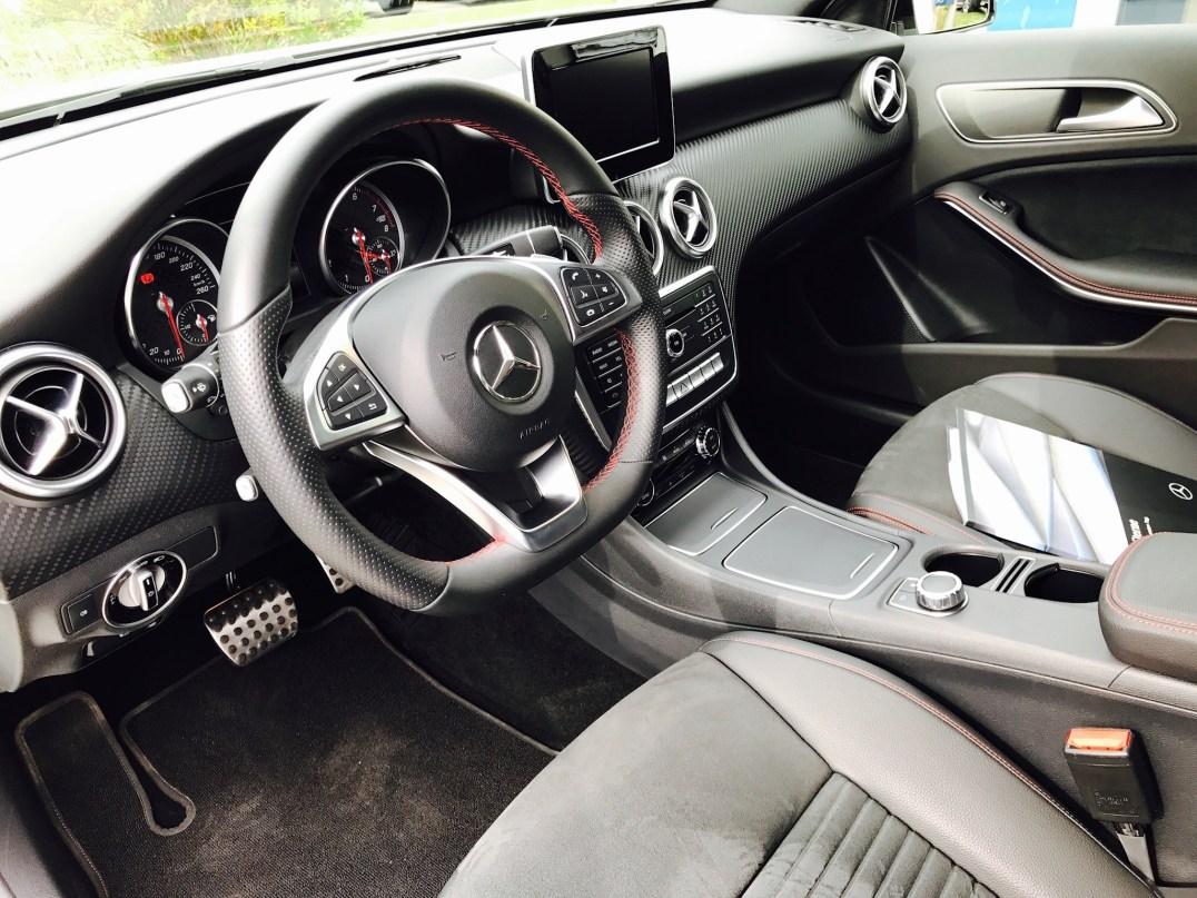 Mercedes-Benz Classe A 200 AMG 6