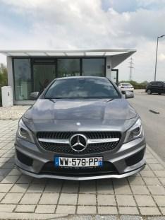 Mercedes-Benz CLA 200 D Shooting Brake 4