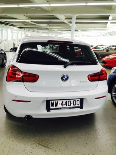 BMW 116D 5 portes 4