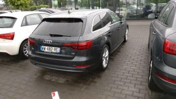 Audi A4 Avant S Tronic 2