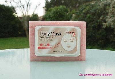 Daily mask skin essence