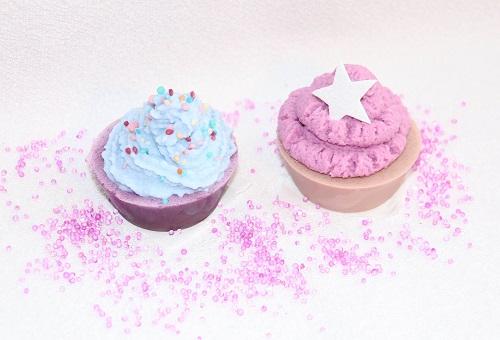 recette savon cupcake