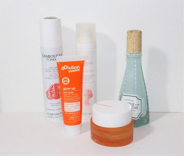 produits finis soins visage