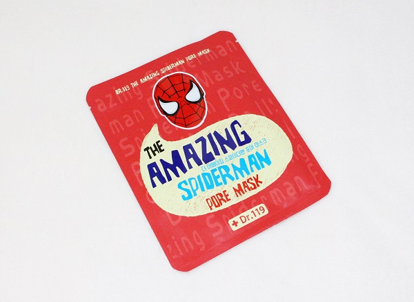 The Amazing Spiderman Pore Mask Dr 119