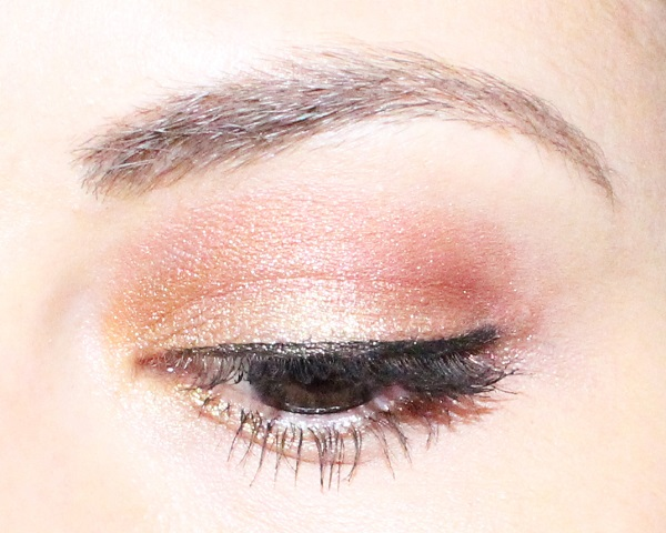 idivine sunset sleek maquillage