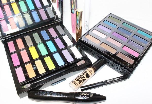 maquillage colore produits