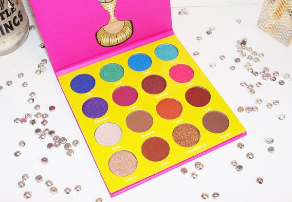 the masquerade juvias place palette