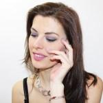 maquillage lavande monday shadow challenge