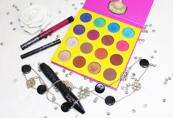 maquillage rock palette the masquerade