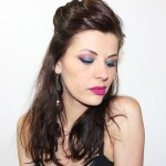 maquillage rock the masquerade by juvia