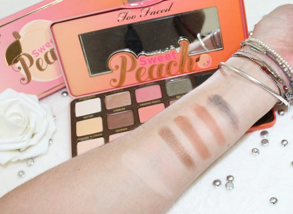 palette sweet peach swatch