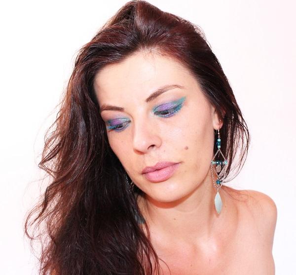 maquillage sirene beauty defi