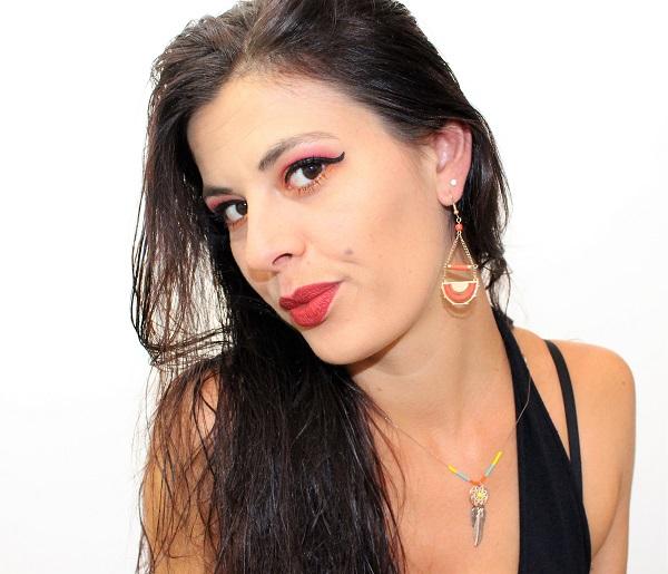 maquillage msc rouge orange