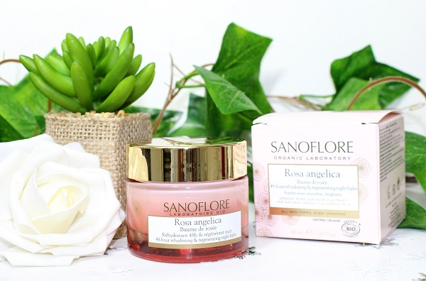 baume de rose bio sanoflore