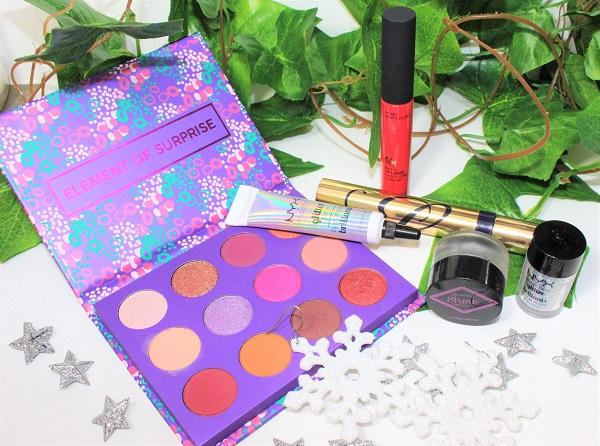 maquillage nouvel an colour pop