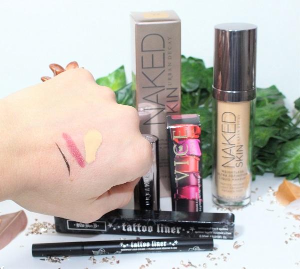 maquillages cadeaux