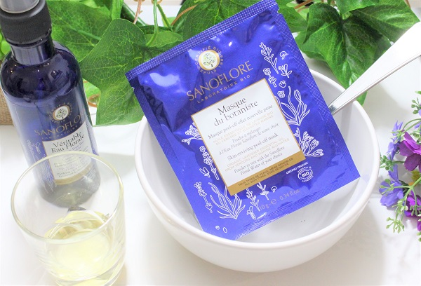 masque du botaniste diy sanoflore preparation