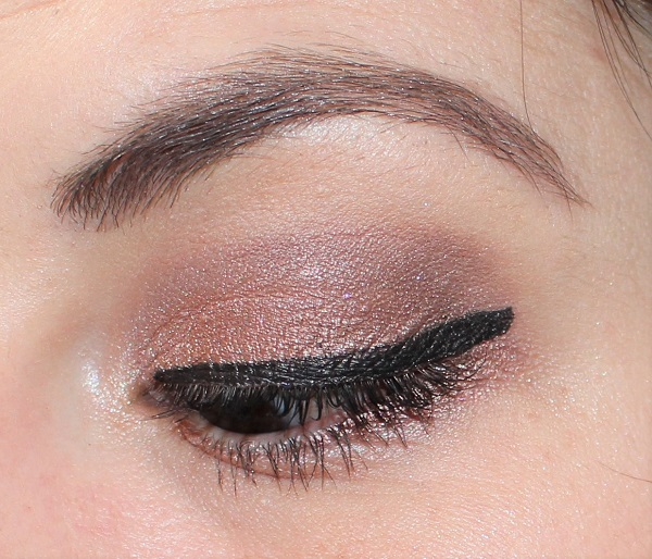 maquillage yeux marron colour pop
